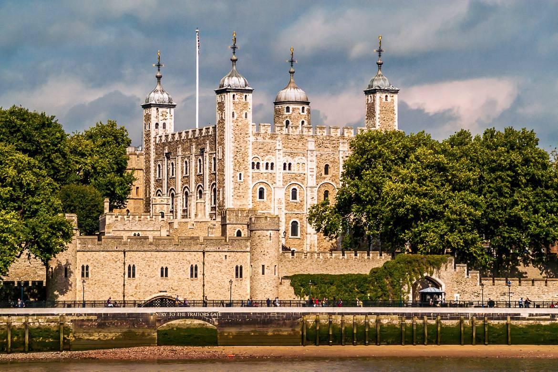 Immagine della Torre di Londra.