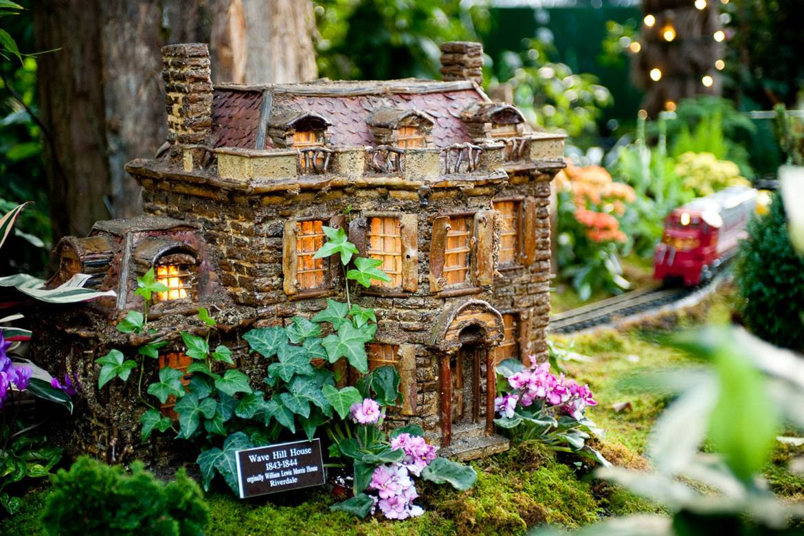 Immagine dell'Holiday Train Show