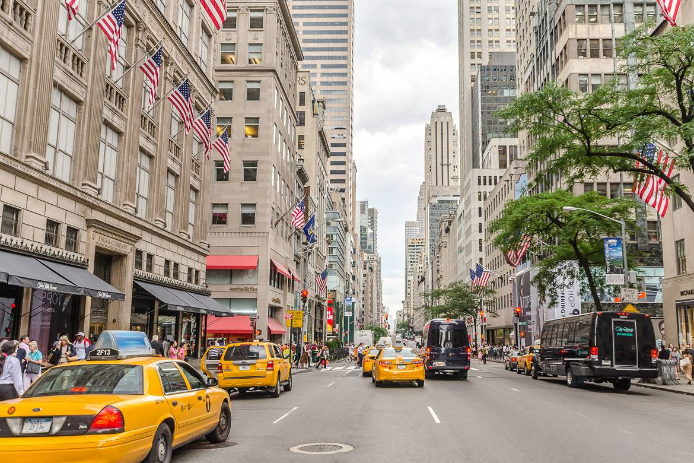 Foto della Fifth Avenue