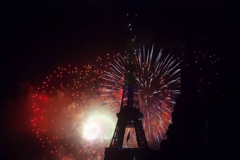 Immagine di fuochi d'artificio