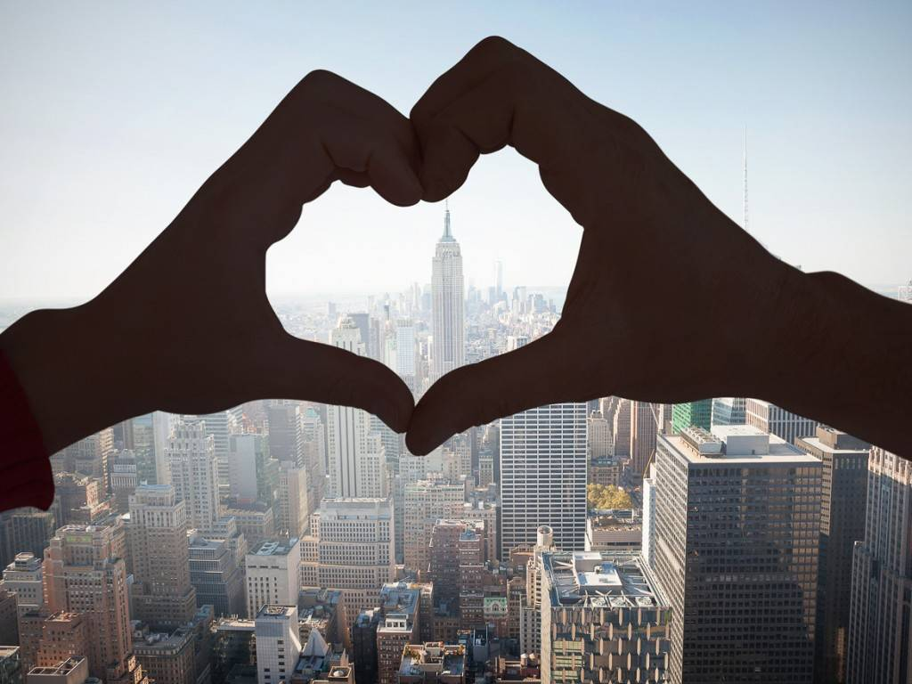 Appartamenti per una fuga romantica a New York