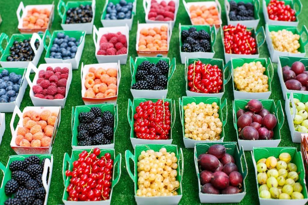 Immagine di frutti di bosco.