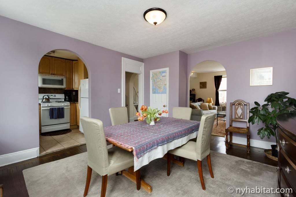 Immagine del soggiorno #. 2 dell'appartamento NY-16463