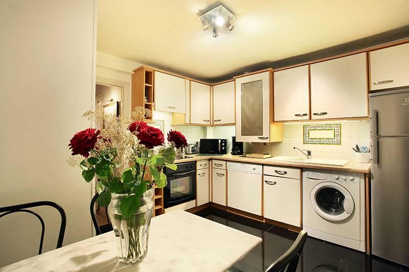 Immagine della cucina