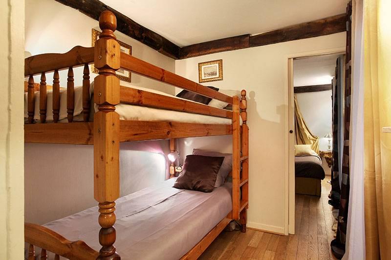 Immagine della seconda camera da letto
