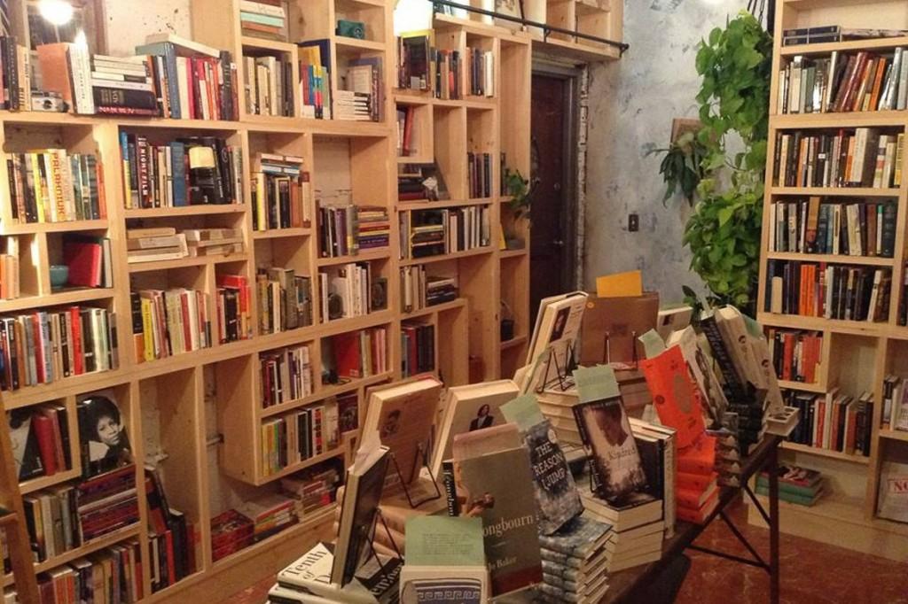 Immagine dell'interno di Hullabaloo Books