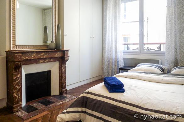 Foto di un appartamento monolocale ammobiliato nel settimo arrondissement, PA-4441