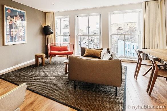 7 affascinanti appartamenti a londra scoprite 7 alloggi for Appartamenti londra