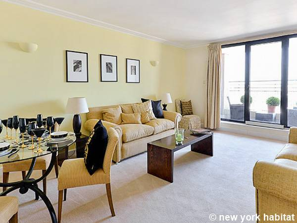 London - 2 Bedroom accommodation - Apartment reference LN-76