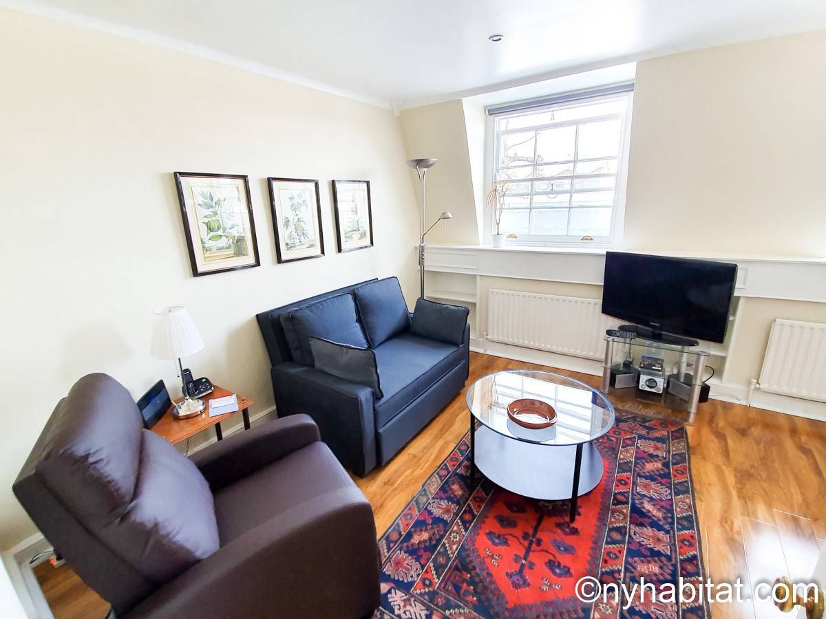 London - 1 Bedroom accommodation - Apartment reference LN-112