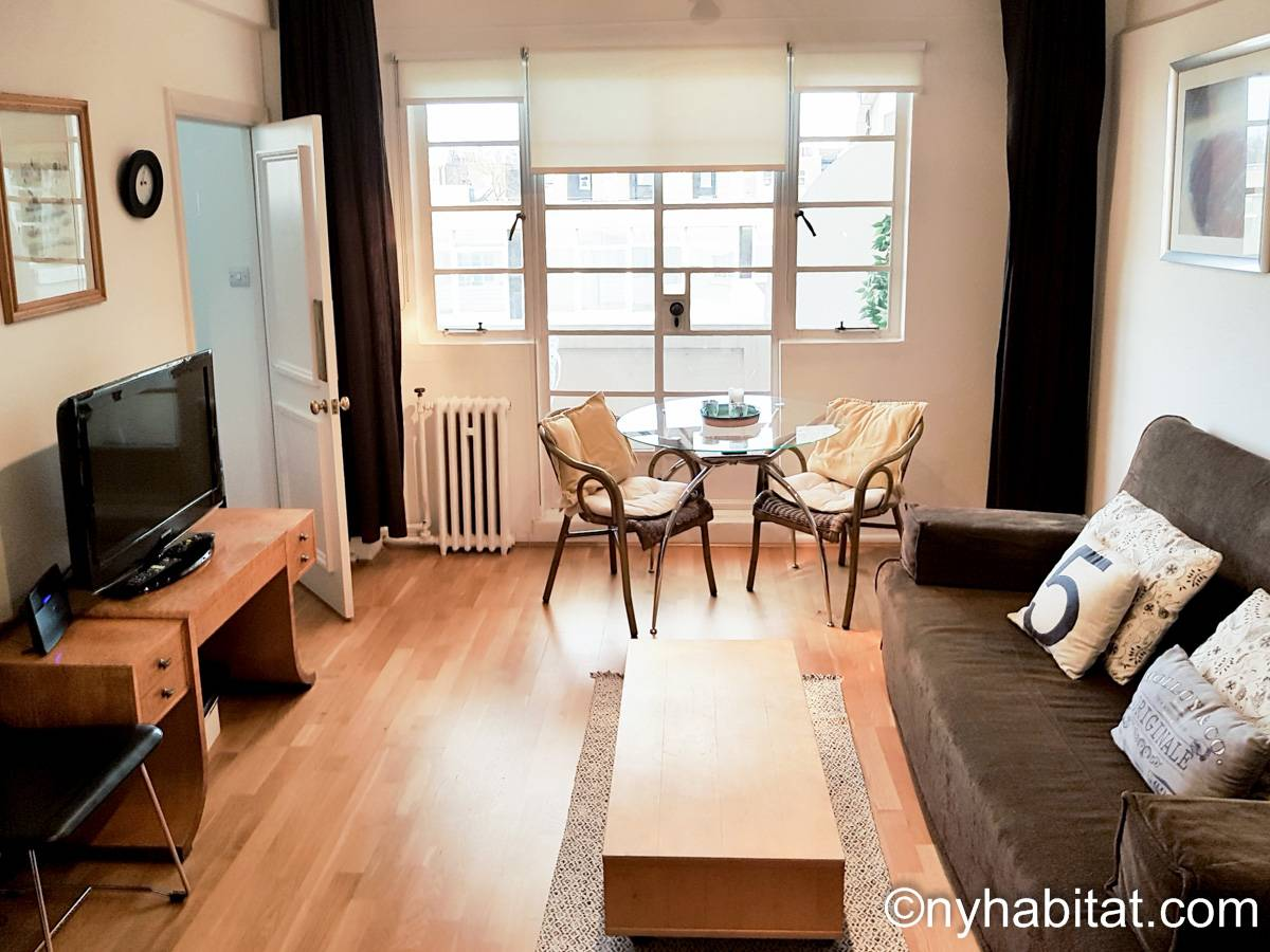 London - Studio apartment - Apartment reference LN-152
