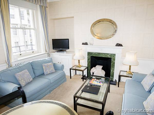 London - 2 Bedroom accommodation - Apartment reference LN-299