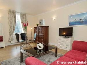 London - Studio accommodation - Apartment reference LN-367