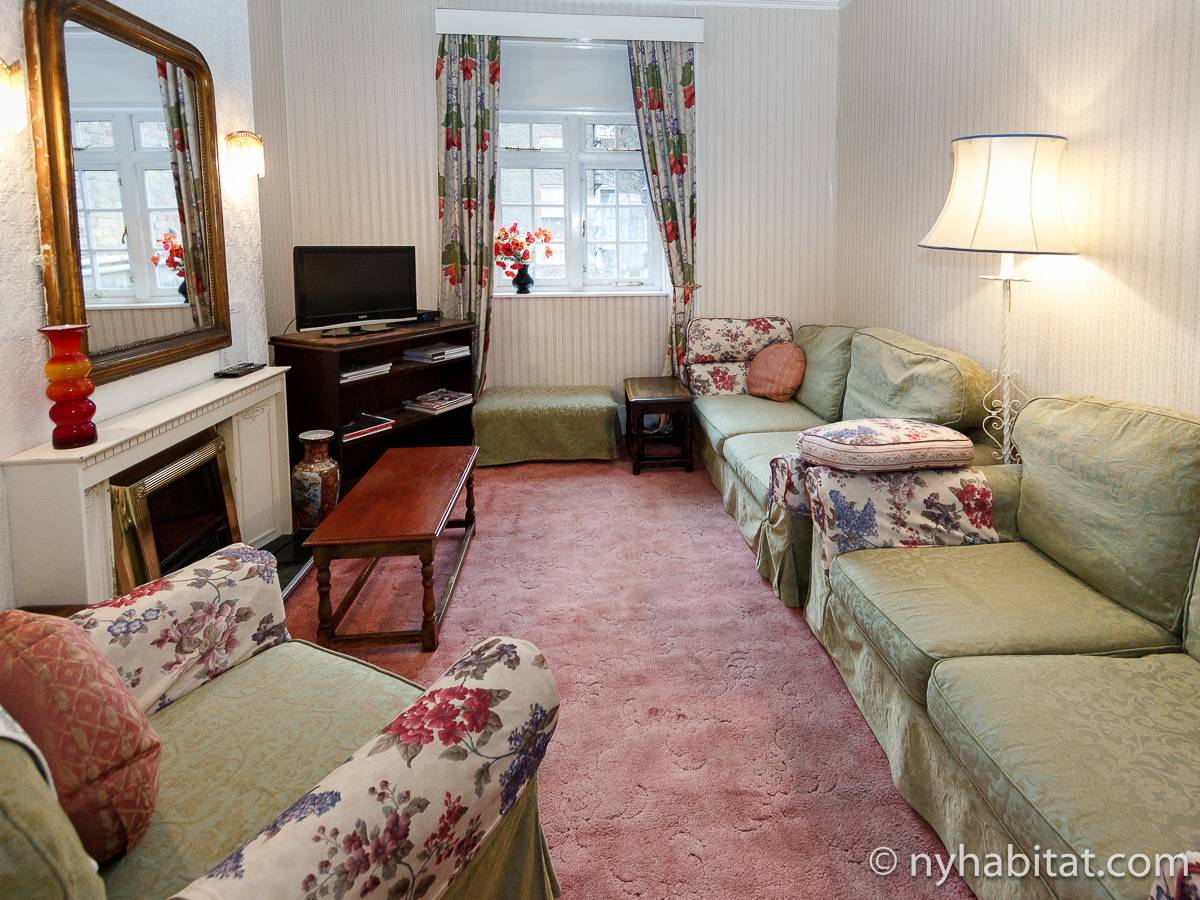 London - 3 Bedroom accommodation - Apartment reference LN-374