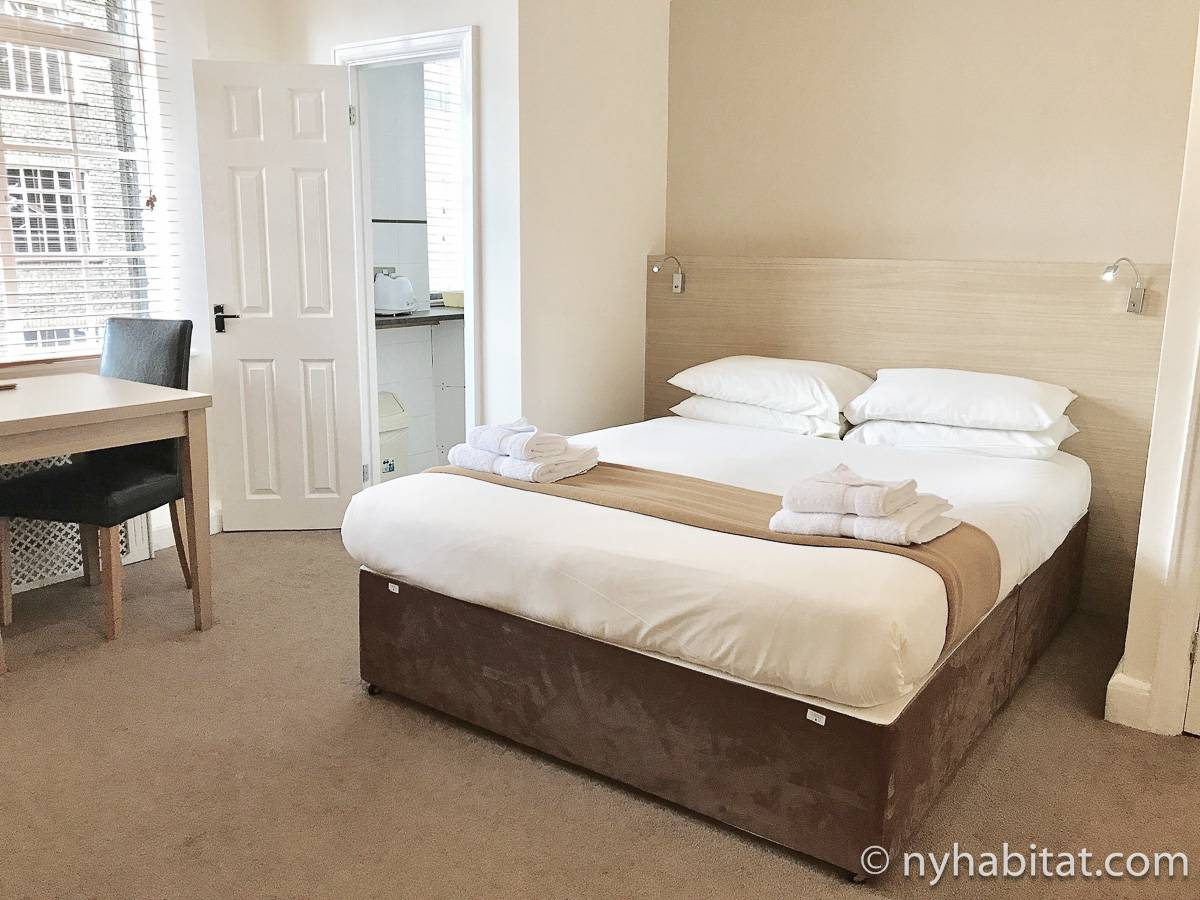 London - Studio accommodation - Apartment reference LN-386