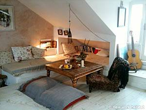 London - Alcove Studio apartment - Apartment reference LN-498