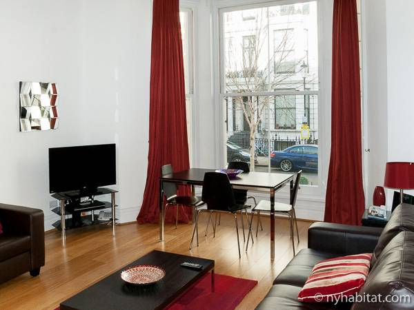 London - 2 Bedroom accommodation - Apartment reference LN-540