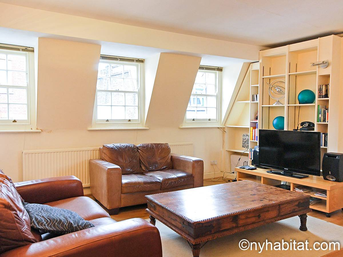 London - 2 Bedroom accommodation - Apartment reference LN-599