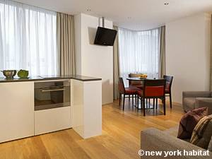 London - 2 Bedroom accommodation - Apartment reference LN-765