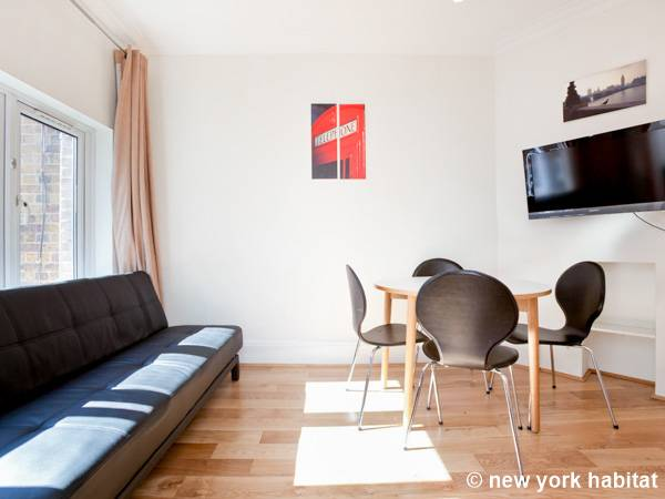 London - 1 Bedroom accommodation - Apartment reference LN-814