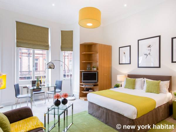 London - Studio accommodation - Apartment reference LN-884