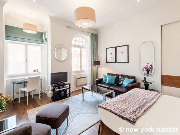 London - Studio accommodation - Apartment reference LN-885