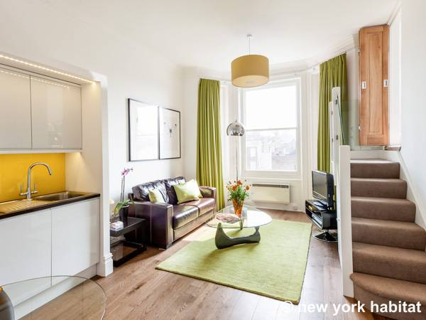 London - Studio accommodation - Apartment reference LN-886