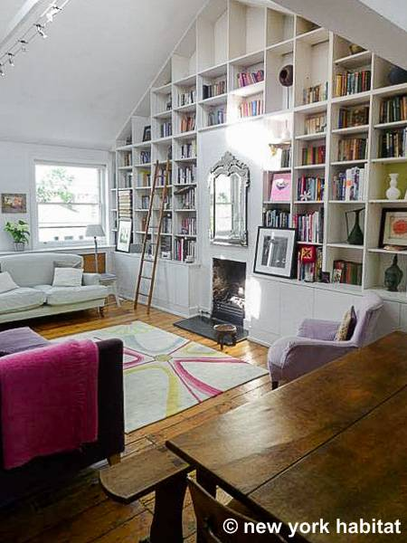 London Accommodation: 1 Bedroom Loft Apartment Rental in Notting ...