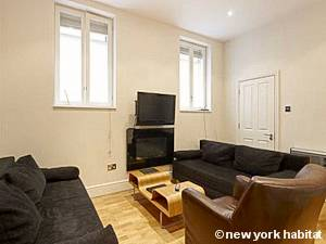 London - 3 Bedroom accommodation - Apartment reference LN-1009