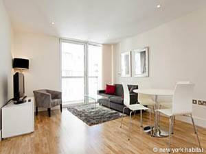 London - 1 Bedroom accommodation - Apartment reference LN-1084
