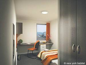 London - Studio apartment - Apartment reference LN-1086