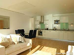 London - 1 Bedroom accommodation - Apartment reference LN-1106