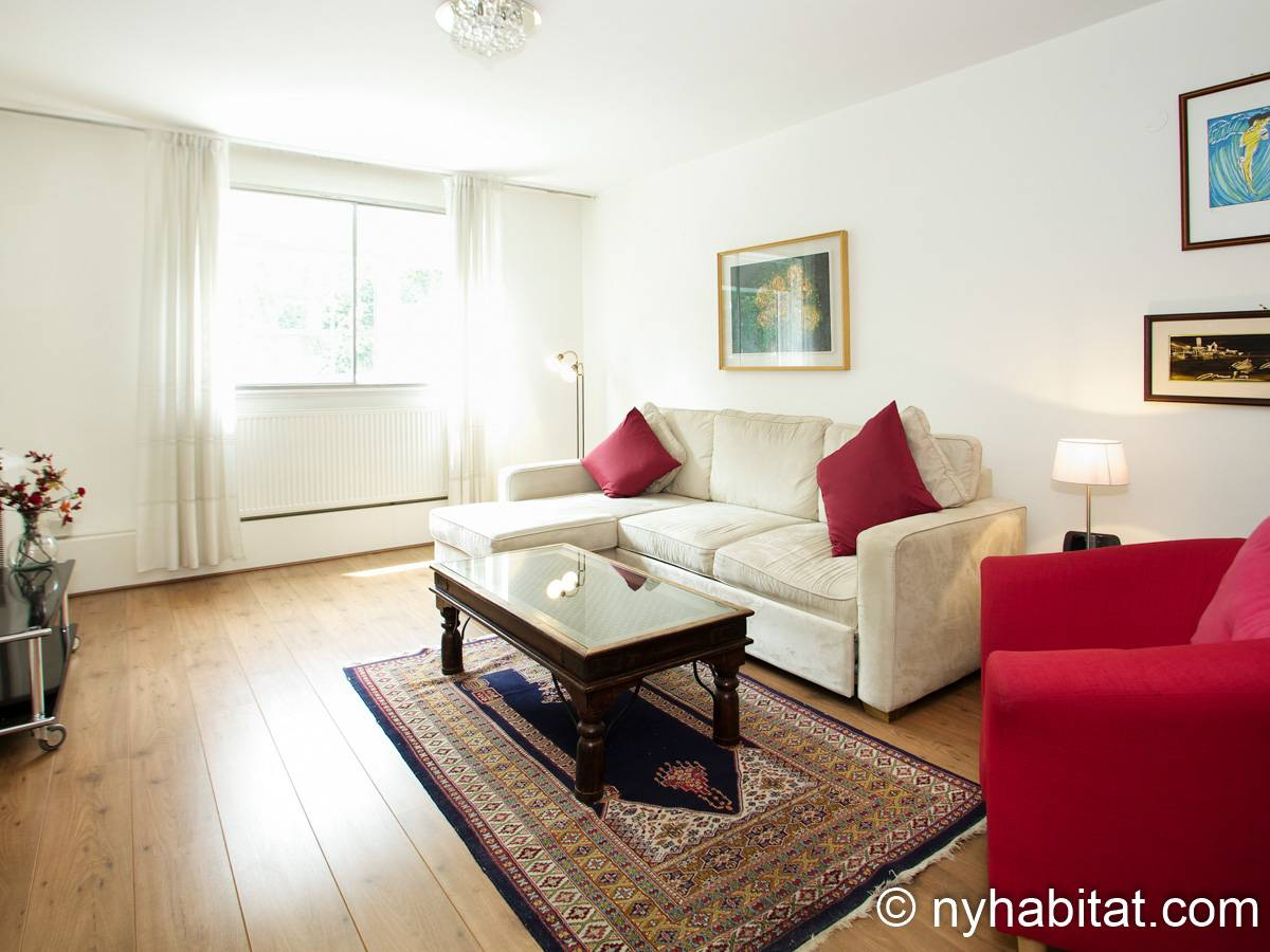 London - 1 Bedroom accommodation - Apartment reference LN-1145