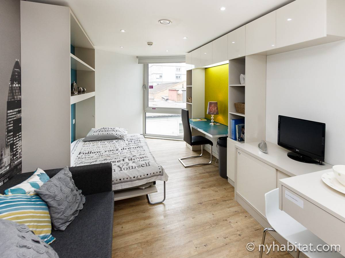 London - Studio apartment - Apartment reference LN-1164