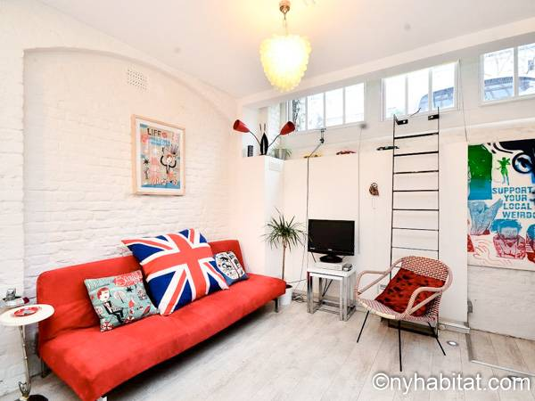 London - Alcove Studio accommodation - Apartment reference LN-1188