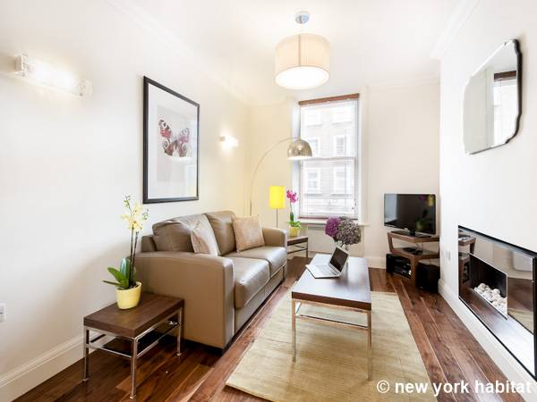 London - 1 Bedroom accommodation - Apartment reference LN-1226