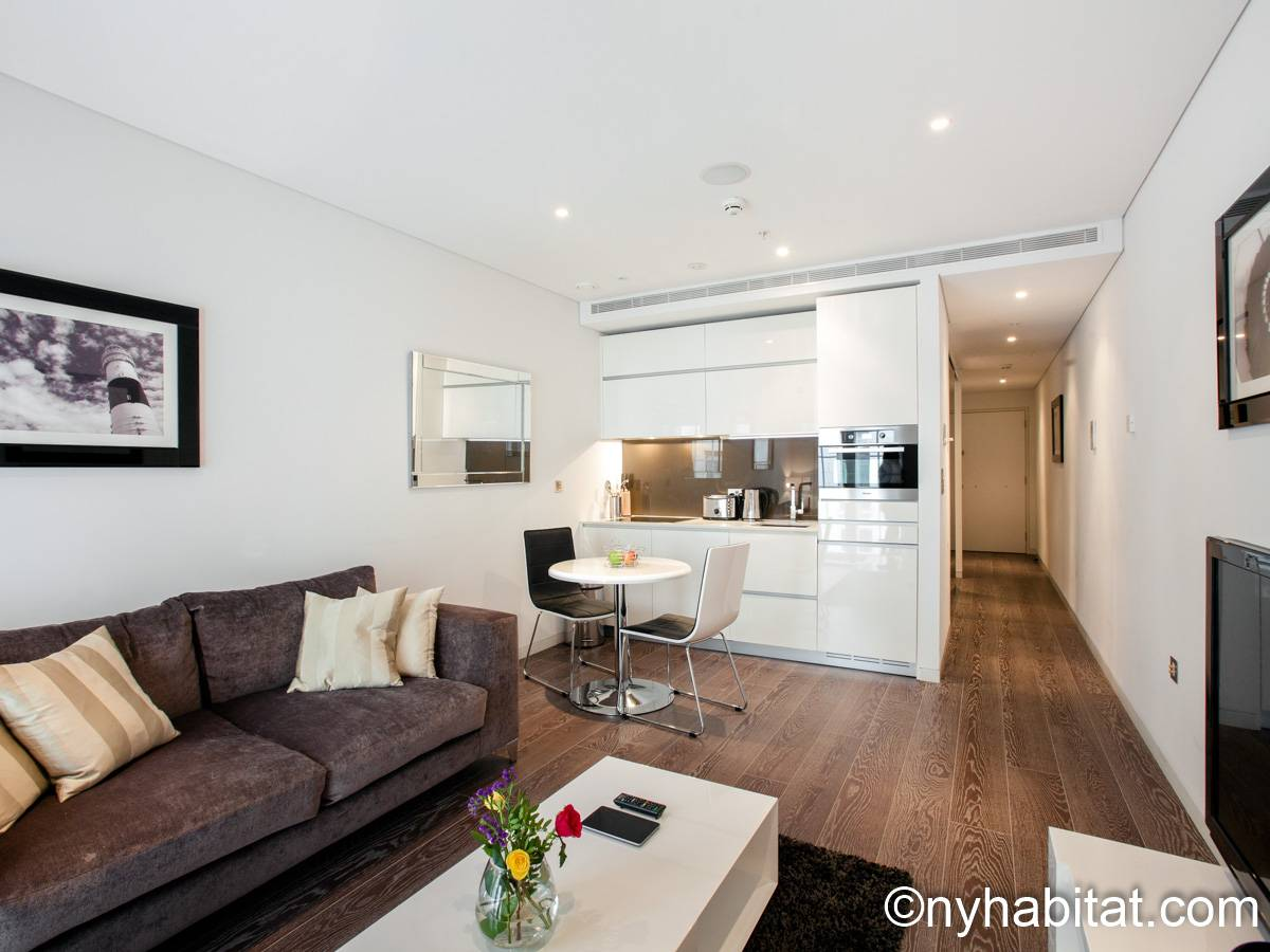 London - 1 Bedroom accommodation - Apartment reference LN-1244