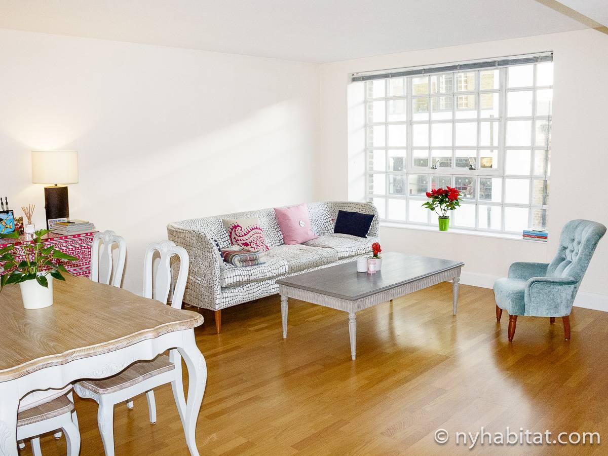 London Apartment: 2 Bedroom Apartment Rental in Southwark ...
