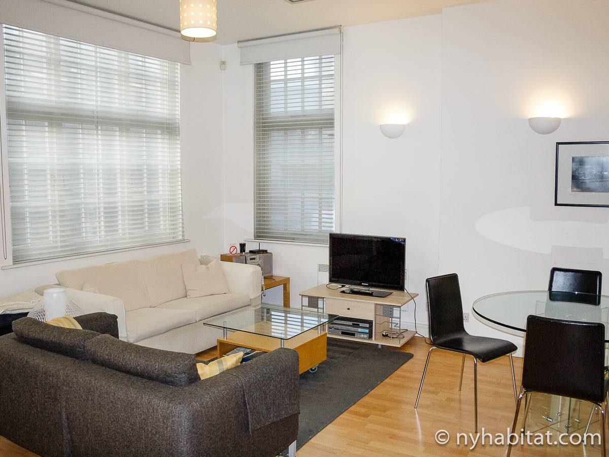 London - 2 Bedroom apartment - Apartment reference LN-1293
