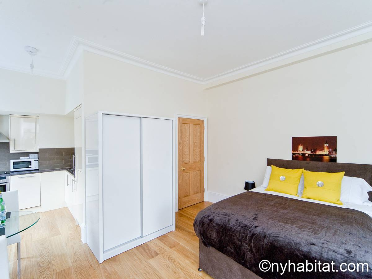 London - Studio accommodation - Apartment reference LN-1407