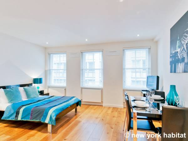 London - Studio accommodation - Apartment reference LN-1411