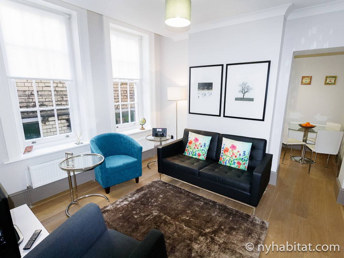 London - 1 Bedroom accommodation - Apartment reference LN-1438