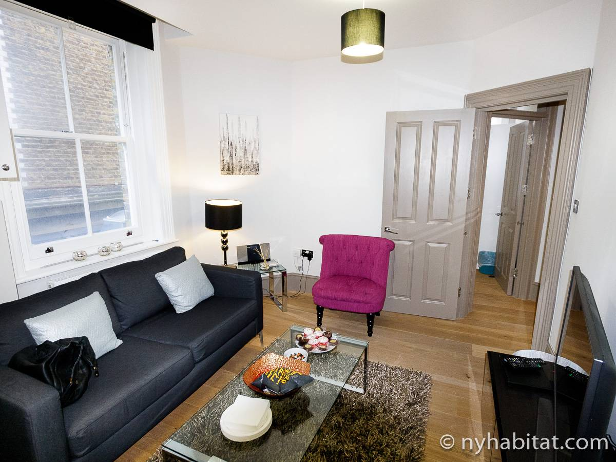 London - 2 Bedroom accommodation - Apartment reference LN-1439