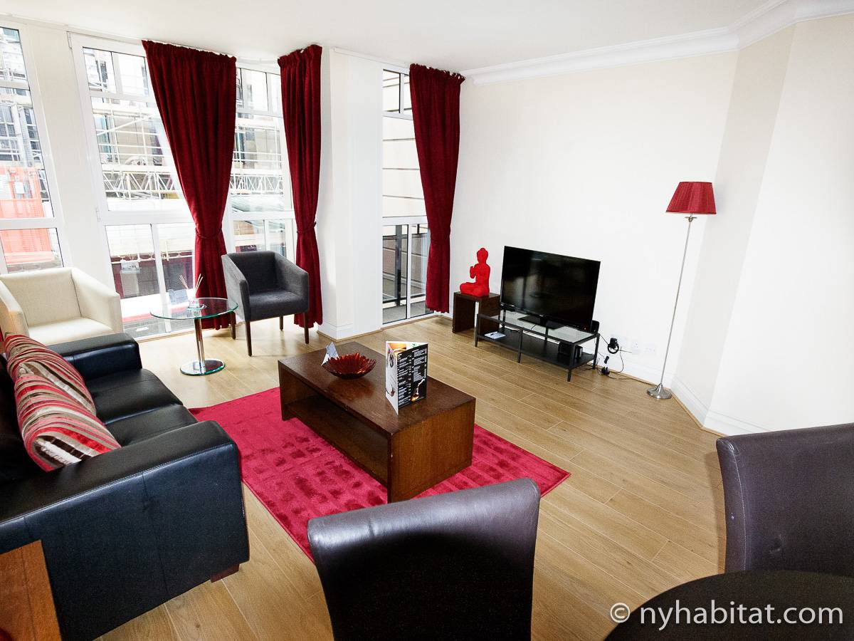 London - 1 Bedroom accommodation - Apartment reference LN-1443