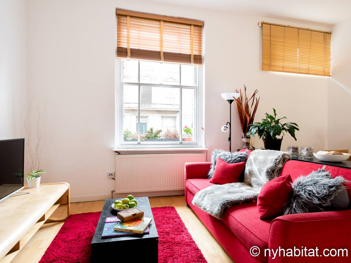 London - 2 Bedroom accommodation - Apartment reference LN-1448