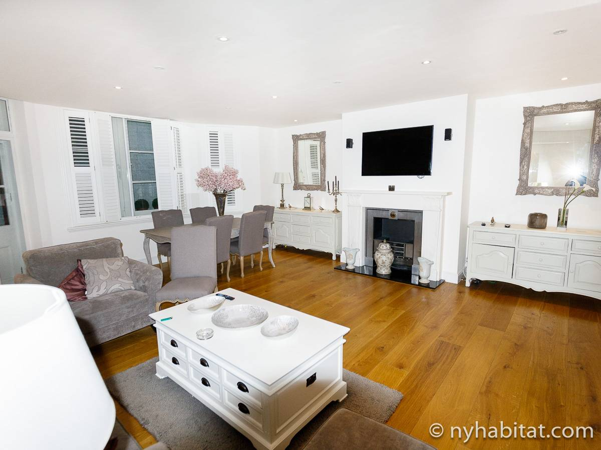 London - 2 Bedroom apartment - Apartment reference LN-1455