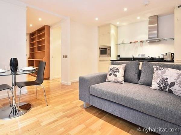 London - 1 Bedroom accommodation - Apartment reference LN-1466