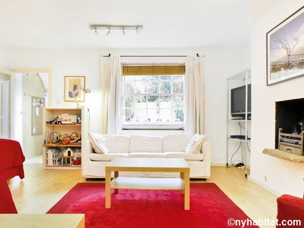 London Vacation Rental - Apartment reference LN-1473