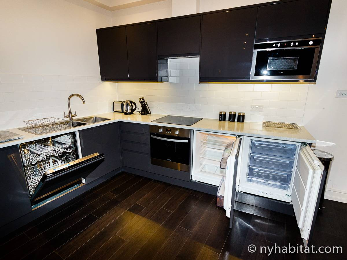 London - 2 Bedroom accommodation - Apartment reference LN-1477