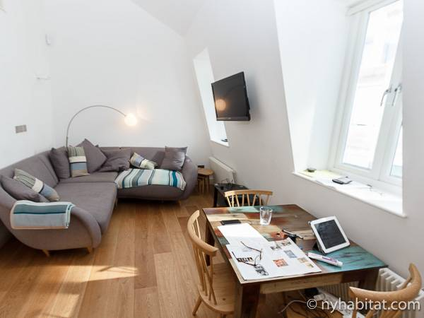 London Furnished Rental Apartment Reference Ln 1482